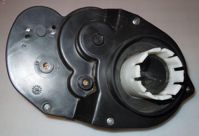 Quadrature Encoder For Power Wheels Gearbox
